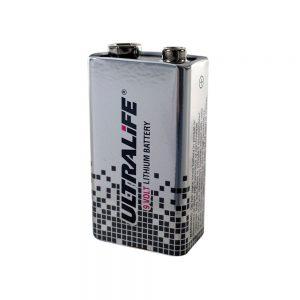 Defibtech- lithium-batterij-9V