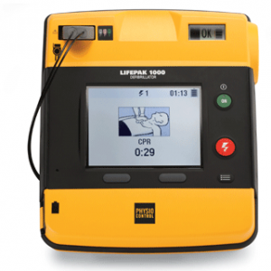 Physio-Control- Lifepak-1000-AED-