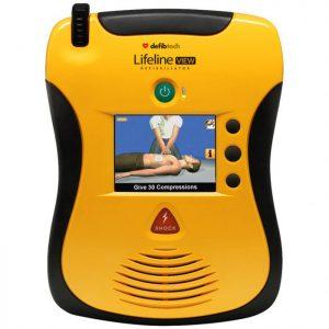 Defibtech Lifeline View halfautomaat