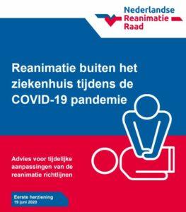 Reanimatierichtlijnen per 20 juni 2020