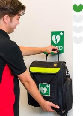 AED Service op Locatie eenmalig