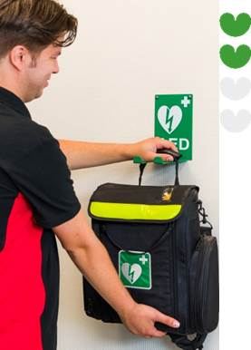 AED basis service