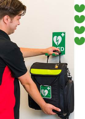 ALL-in service AED