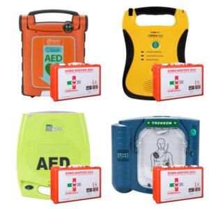"""Actie: Nu gratis BHV-doos bij aankoop van deze AED""""s"""